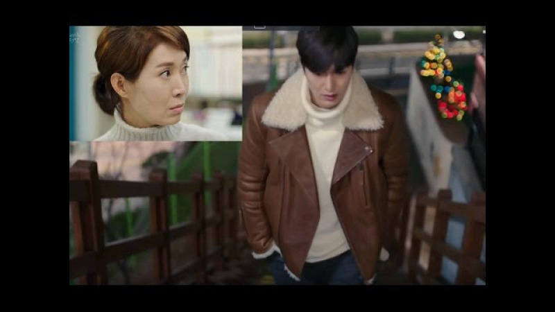 이민호 OMG She is Heo Joon-jae's mom LOTBS epi 13