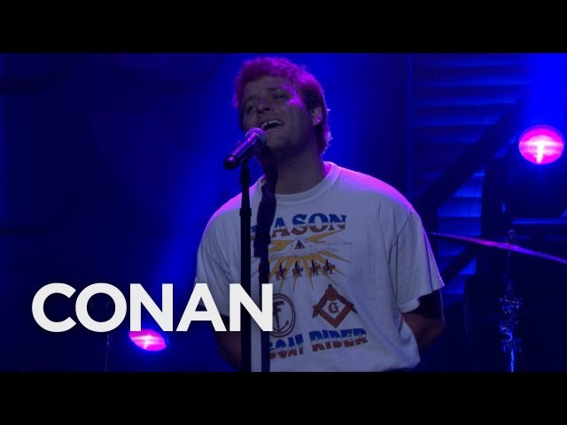 Mac DeMarco On The Level 062117 - CONAN on TBS