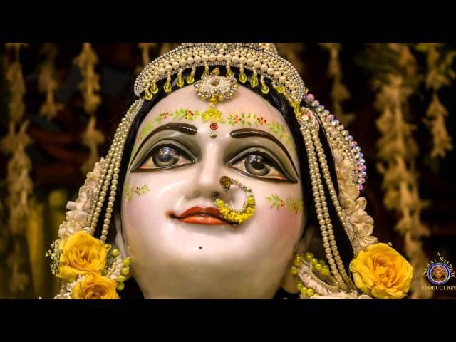 2016 Mayapur Purnima Sri Sri Radha Madhava Pushya Abhishek - Photos.