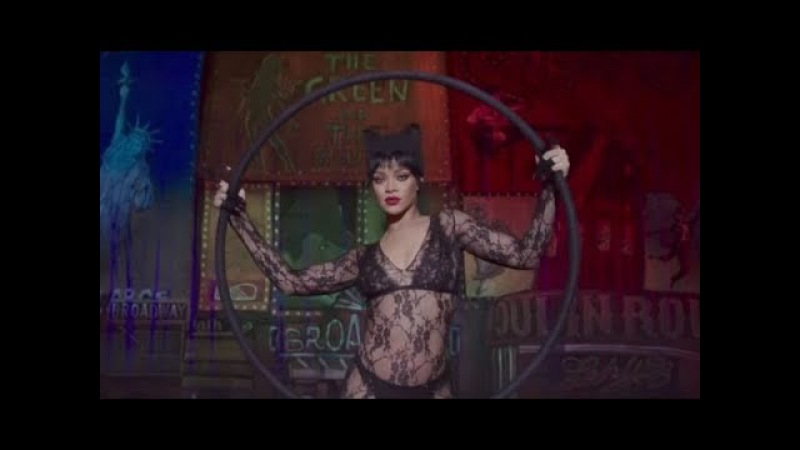 Valerian Bubble Dance Rihanna - dance by Emilie livingston