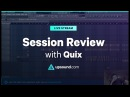 QUIX - Session Review Q A