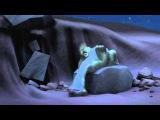 Ice Age - Sid is sleeping
