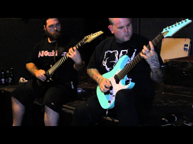 Fit For An Autopsy Do You See Him Guitar Play-Through
