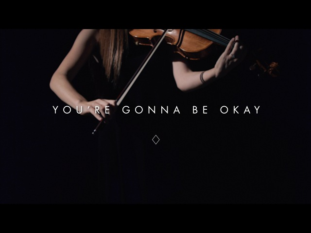 Youre Gonna Be Ok (Lyric Video) - Brian Jenn Johnson | After All These Years