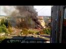 12 августа Ясиноватая попала под обстрел
