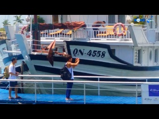 (Fancam)(19.9.2017) Yonghwa @ Halong Bay, Quang Ninh, Vietnam