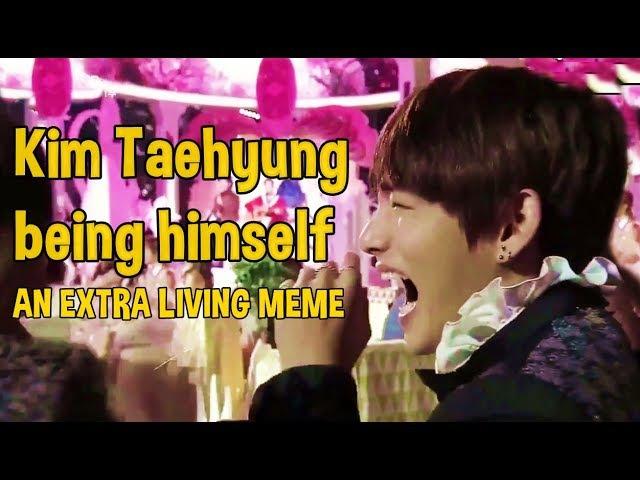 Kim Taehyung being himself GUCCIBOY