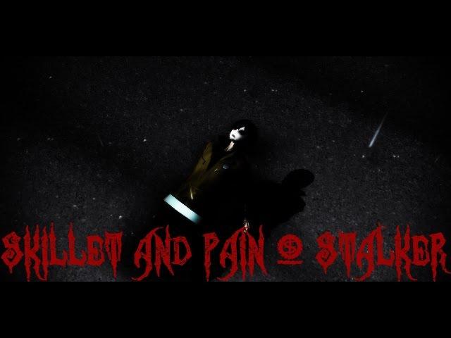 【MMD CreepyPasta】Tim Masky - Skillet and Pain - Stalker