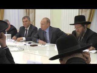 Путин: Геббельс был талантливый человек, он добивался своего