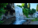 Четырехуровневый водопад Высота 30 м The waterfall with 4 levels Height 30 meters
