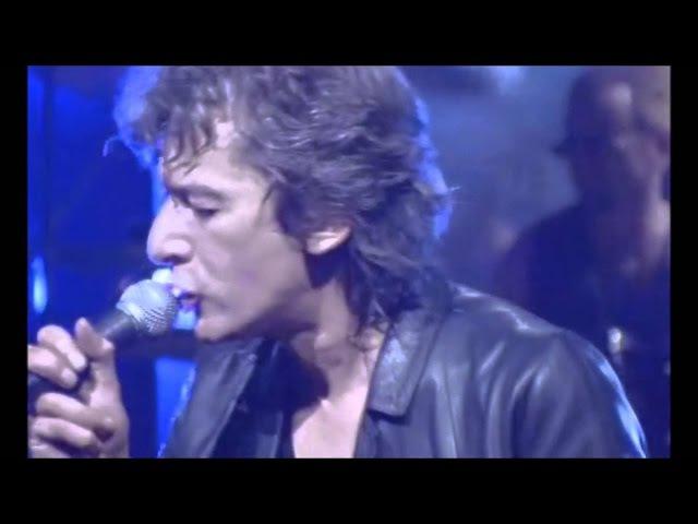 Alain Bashung ♫ Concert au Chabada d'Angers