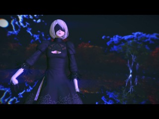 【MMD】 2B NieR: Automata - You May Not Want to Hear This But 【1080p60】