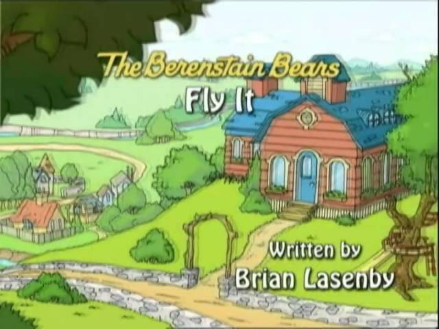 The Berenstain Bears: The In Crowd / Fly It - Ep. 24
