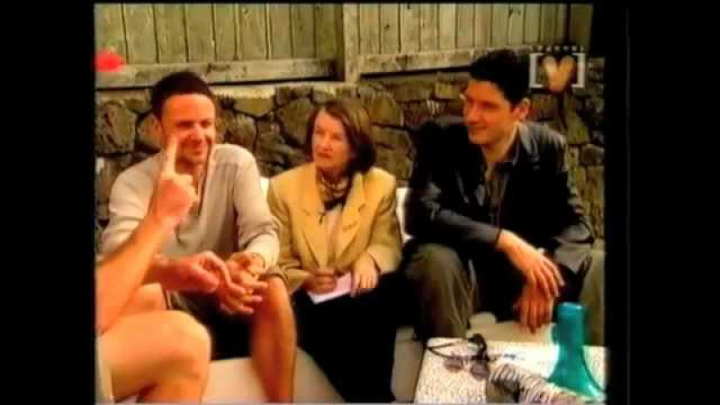 Rammstein - 19.01.01 Interview Big Day Out, Auckland