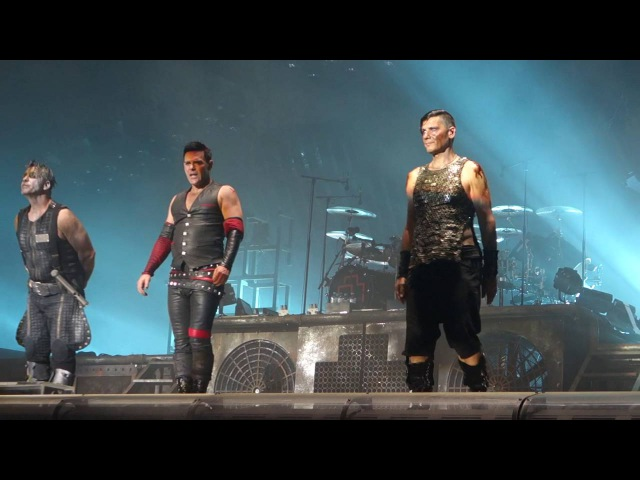 Rammstein Stripped Rock in Vienna 03 06 2016