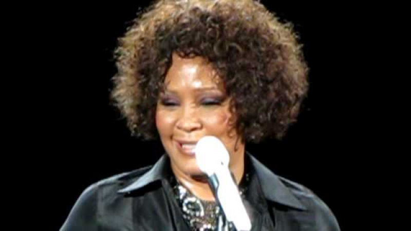 Whitney Houston - Nothing But Love Tour - 21.05.2010 München - 3. Talking to the audience