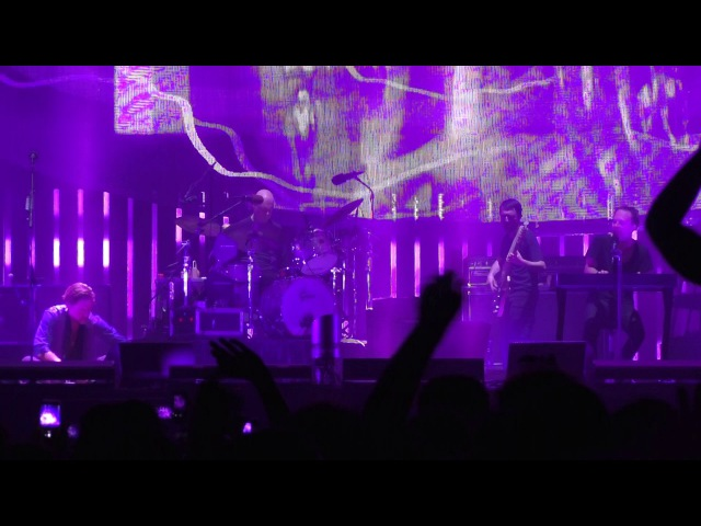Everything is in Right Place - Radiohead, 19.7.2017, Tel Aviv