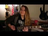 Paranoid - Black Sabbath guitar cover  Adunbee