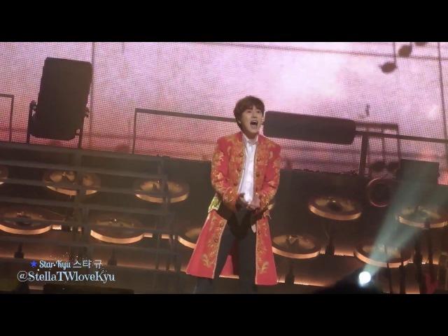 [Fancam] 161106 나는나는음악 Mozart - Kyuhyun solo concert in Busan