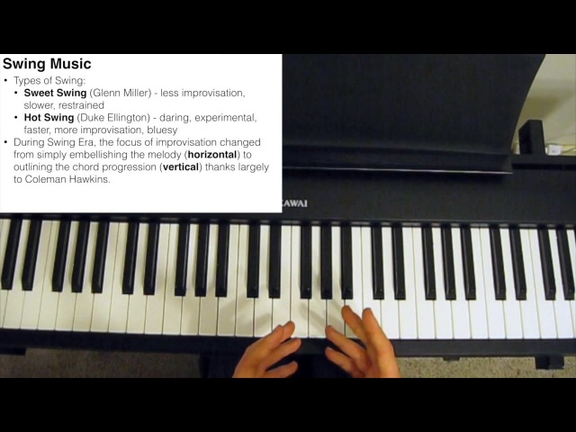 Swing Music Explained