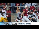 Highlights: Stanford football extends winning streak over USC in Pac-12 opener