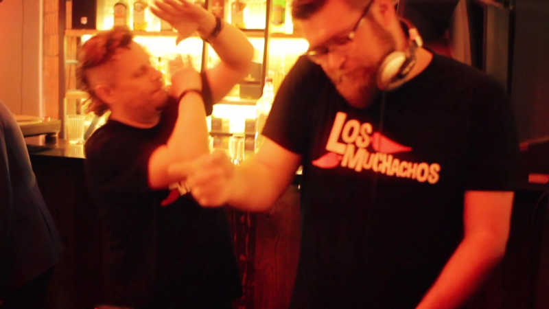 LOS MUCHACHOS - Dai Ugla set (live)_Ugol 90_23.06.17
