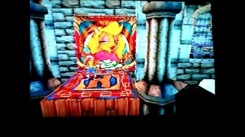 Crash Bandicoot 1(NTSC-U). Финал игры.Концовка и альтернативная концовка.УровниGreat Hall и Doctor Neo Cortex