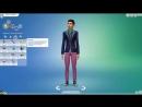 Sims 4 - русский цикл. 1 серия.