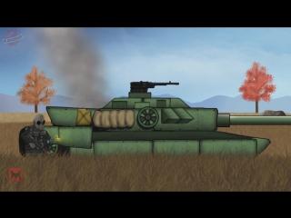 Друзья по Battlefield - Украденный танк (12 серия) [6 сезон]