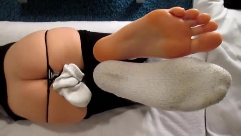 Секс белые носки ножки фото 77832 фотография