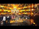 170305 Twice занимают первое место на Inkigayo и получают свою третью награду с Knock Knock.