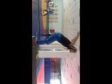 #дюсш #дюсшкраснознаменск #краснознаменск #акробатика #сальтоНазад #сальто