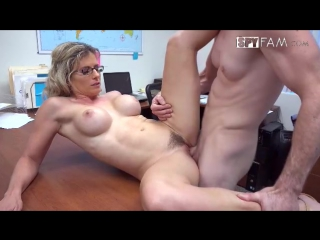SpyFam Cory Chase StepSon Sexually Harassed By StepMom At Work