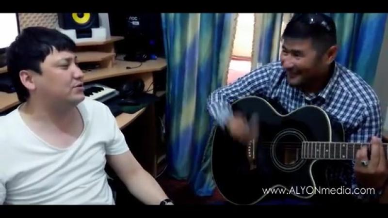 Dj Miran Murat Gitarist Studiada WWW.ALYONMEDIA.COM.mp4