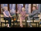 Утренняя телепередача «В прямом эфире с Келли и Райаном» - 21.09.17