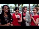 Интервью с кастом 12 Обезьян  12 Monkeys Cast  Comic Con  IGN