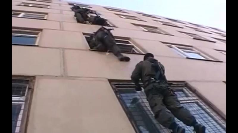 ЦСН ФСБ России СПЕЦНАЗ Альфа и Вымпел