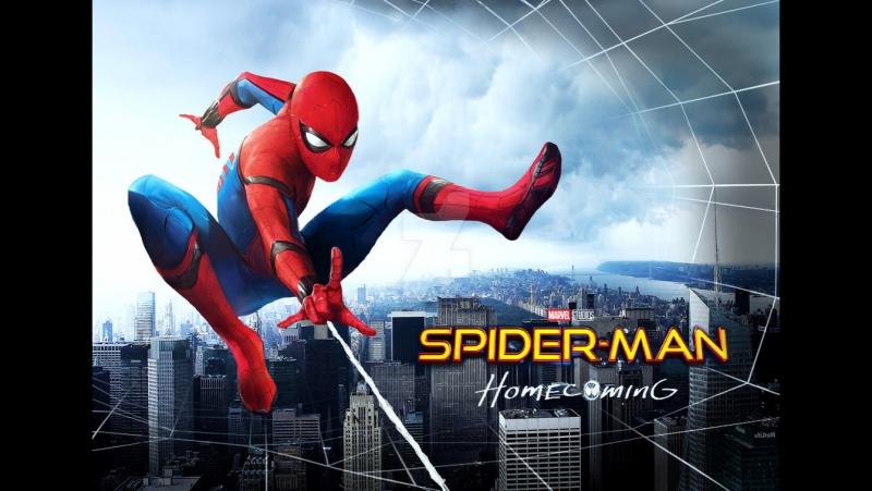 Spider-Man Homecoming Человек-паук Возвращение домой 2017