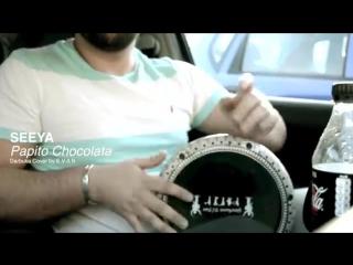 SEEYA - Papito Chocolata (remix) -- Darbuka Cover by E V A N 🚙