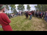 Мото-Рыльск 2017 конкурс Рарог борьба