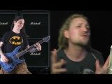 System of a Down cover - Aerials Meets Yngwie Malmsteen (w