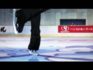 Yuri on Ice / Юрий на льду 3 [русские субтитры: Kitsune] [AniPlay.TV]