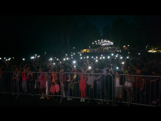 Coverband MODAL заключительная песня с огнями