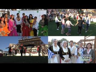 Знакомство с культурой народов мира  на фестивале