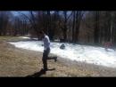 майский поход , война в снежки высоко в горах .