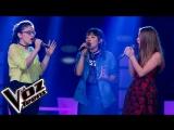 Nikki, Anamaría y Angie cantan 'Bohemian Rhapsody' - Batallas - La Voz Teens Colombia 2016
