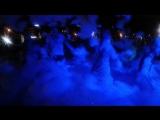 Пенная вечеринка на пирсе Asia Beach Resort & Spa