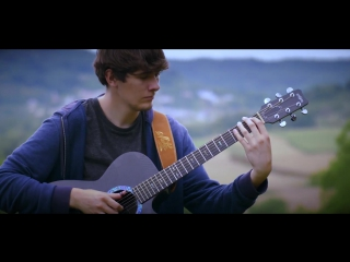 Кавер на гитаре на песню Believer - Imagine Dragons в исполнении Eddie van der Meer