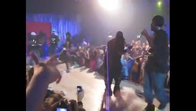 2010: Missy Elliott - Act A Fool (Live in Romania)