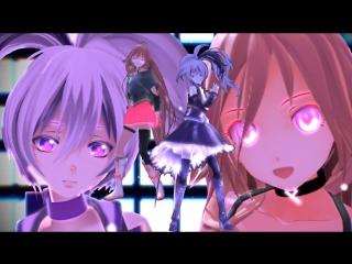 ☾vk.com/vocld☽ Vocaloid Вокалоид [MMD] GLIDE - v Flower - IA - (cover)